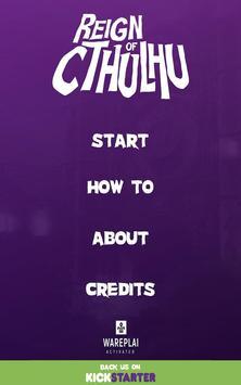 Reign of Cthulhu AR Comic screenshot 6