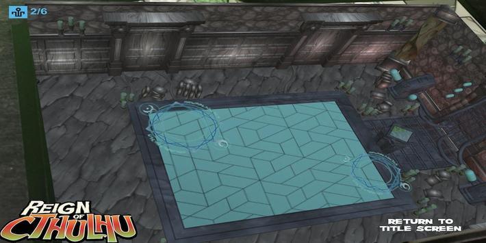 Reign of Cthulhu AR Comic screenshot 2