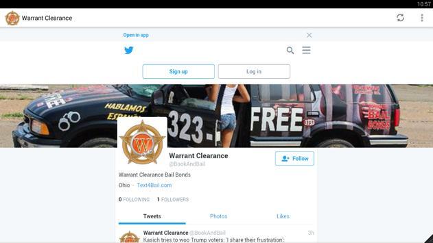 City Bonding™ Warrant Clearance™ Bail Bonds apk screenshot