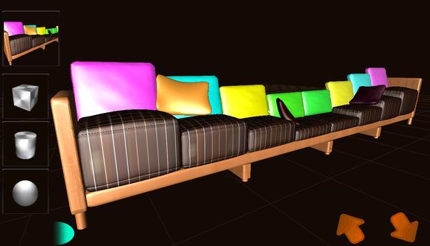 Steric Palette screenshot 1