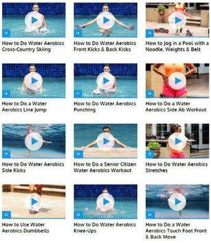 Water Aerobics apk screenshot
