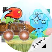 Super FireBoy - WaterGirl Run icon