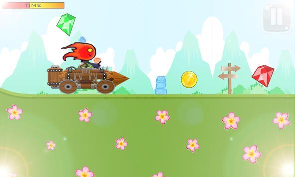 Super FireBoy - WaterGirl Run screenshot 1