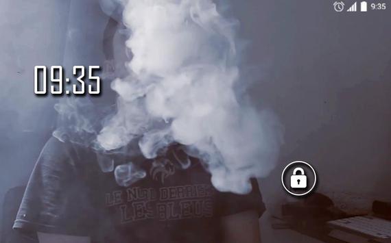... Vape Smoke Live Wallpaper apk screenshot ...