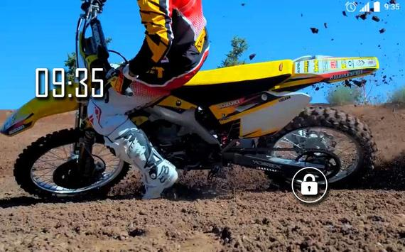 Freestyle Motocross LWP apk screenshot