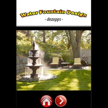 Water Fountain Design screenshot 2