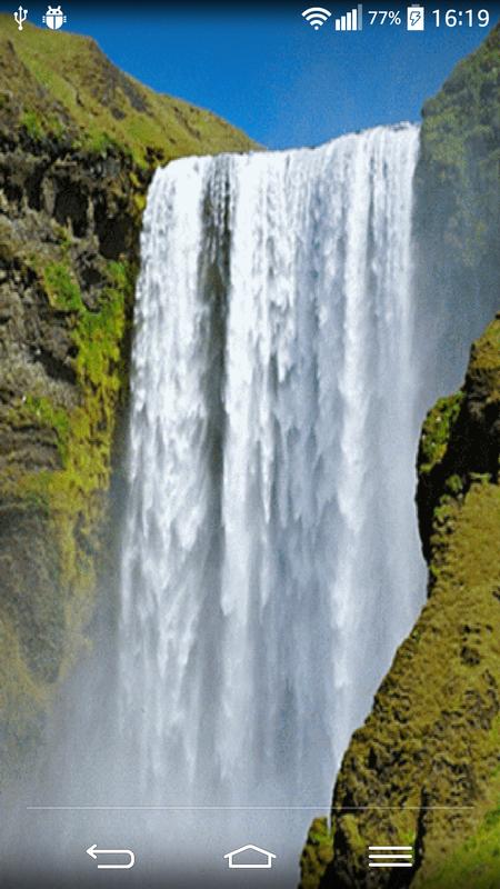waterfall live wallpaper apk download