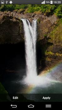 Waterfall Live Wallpaper With Apk Screenshot