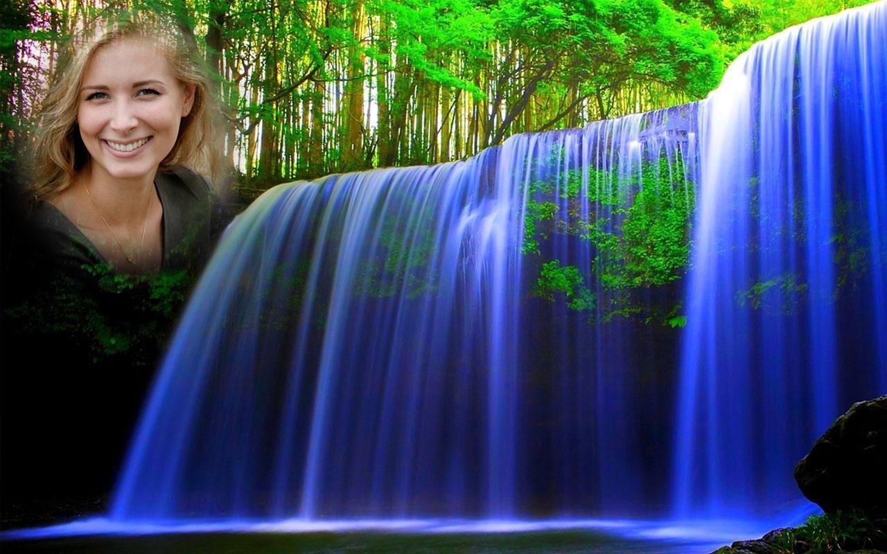 Wasserfall Bilderrahmen APK-Download - Kostenlos Personalisierung ...