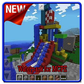 Waterpark for MCPE poster