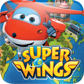Superwings - global journey icon