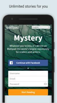 Wattpad Beta apk screenshot