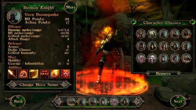 Demon's Rise 2 Cartaz