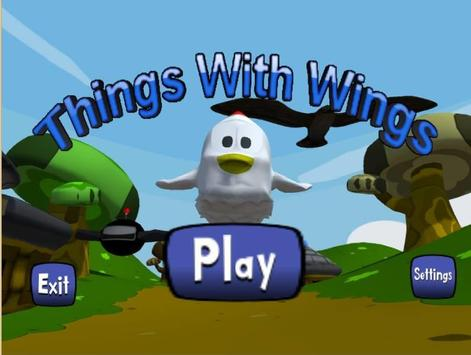 Things With Wings poster
