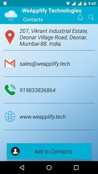 WeApplify Technologies screenshot 3