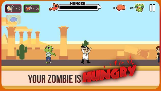 Feed The Zombie screenshot 1
