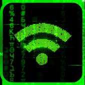 True Wifi password hack prank icon