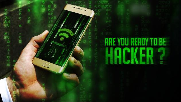 True Wifi password hack prank screenshot 1