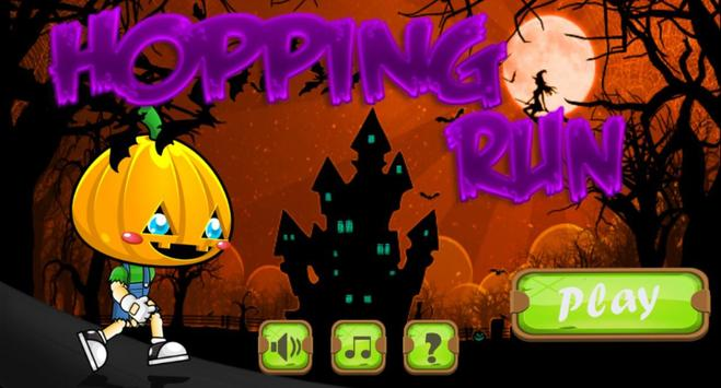Hopping Run apk screenshot