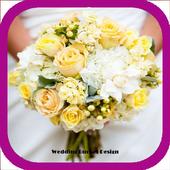 Wedding Bouquet Design Idea icon