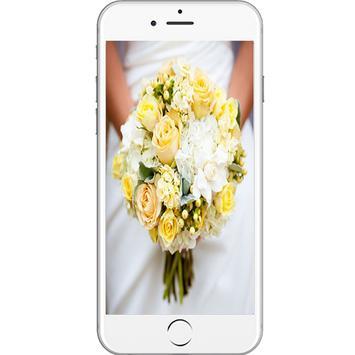 Wedding Bouquet Design Idea screenshot 1