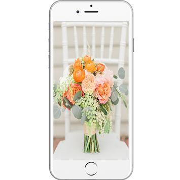 Wedding Bouquet Design Idea screenshot 2