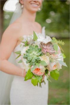 Wedding Bouquet Idea poster