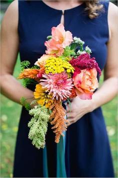 Wedding Bouquet Idea screenshot 1