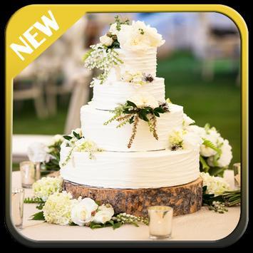 Wedding Cake Ideas poster