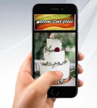 Wedding Cake Ideas apk screenshot