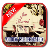 Wedding Car Decoration icon