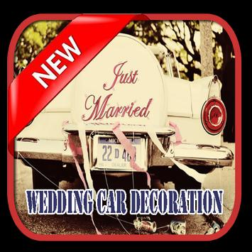 Wedding Car Decoration poster