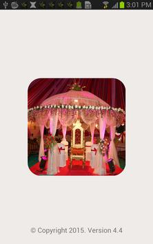 Wedding decoration ideas video apk download free entertainment app wedding decoration ideas video poster junglespirit Choice Image