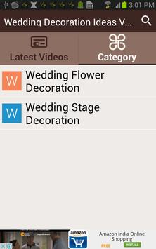 Wedding decoration ideas video apk download free entertainment app wedding decoration ideas video apk screenshot junglespirit Choice Image