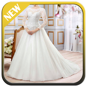 Wedding Dress Design icon