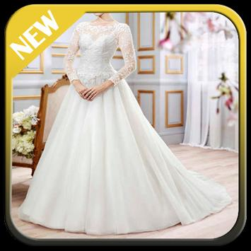 Wedding Dress Design poster