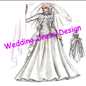 Wedding Dres Design icon
