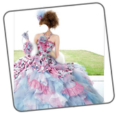 short wedding dresses icon