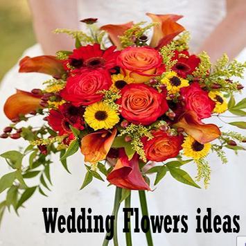 Wedding Flowers ideas poster