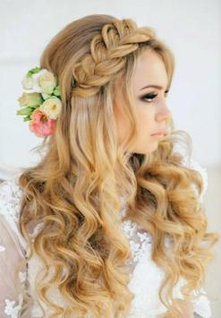 Wedding Hairstyles poster