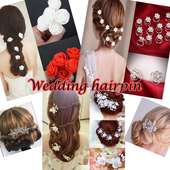 Wedding Hairpin icon