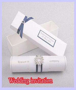 wedding invitation ideas apk screenshot