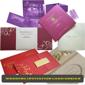 Wedding Invitation Design icon