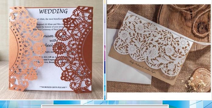 Wedding Invitation Design screenshot 2