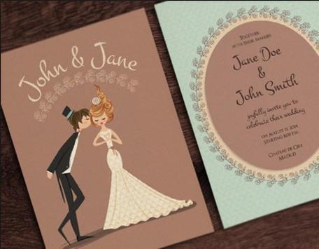 Wedding Invitation Design apk screenshot