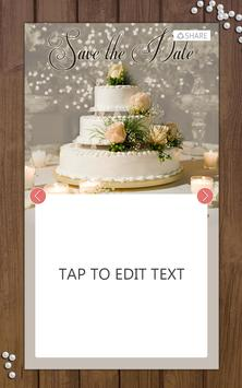 Wedding invitation maker apk download free photography app for wedding invitation maker poster wedding invitation maker apk screenshot stopboris Choice Image
