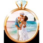 Wedding Photo Frame Editor icon