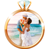 Wedding Photo Frame Editor icon