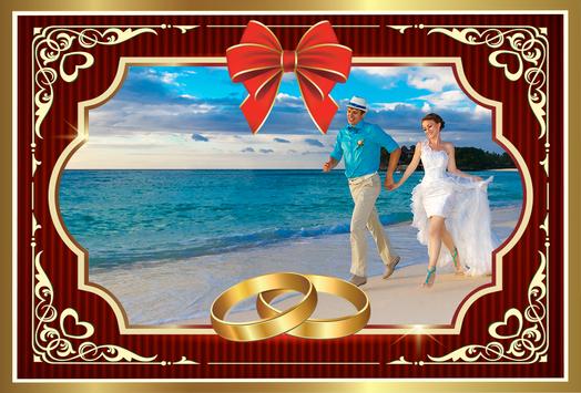 Wedding Photo Frame Editor screenshot 4