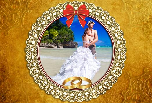 Wedding Photo Frame Editor screenshot 2